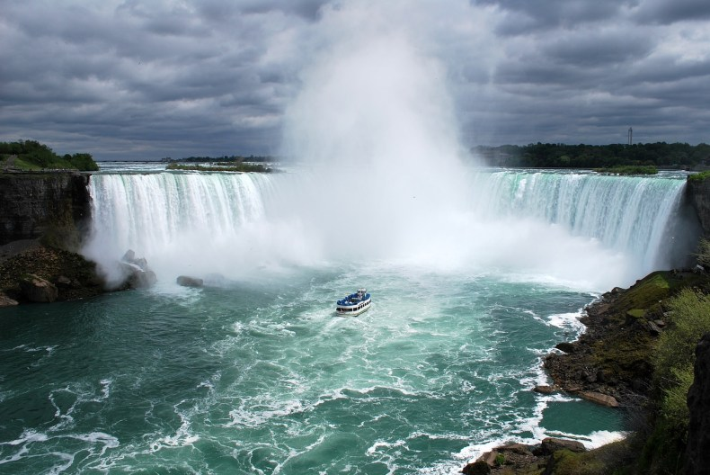 Viajar a Canadá presupuesto excursión Niágara