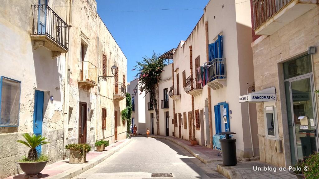 Calles de Marettimo