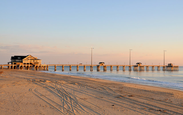 Outer Banks en Carolina del Norte (Foto: Flirk)
