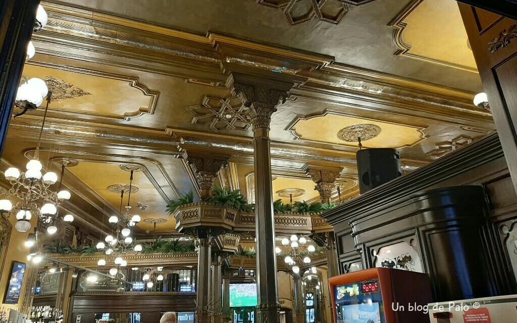 Imprescindibles en Pamplona el Café Iruña