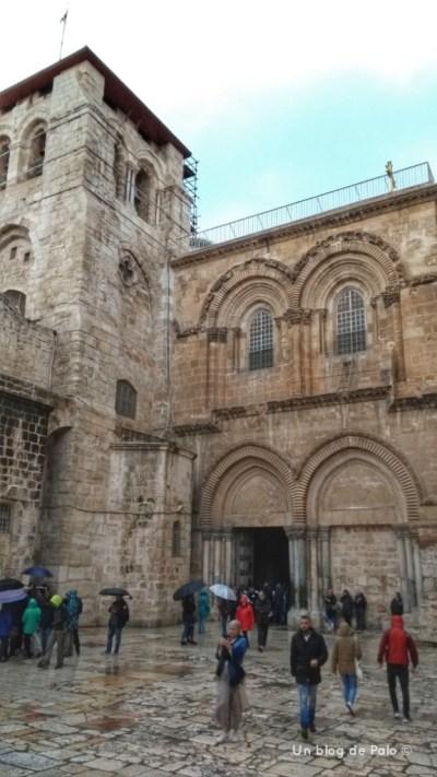 Basílica del Santo Sepulcro en Jerusalén