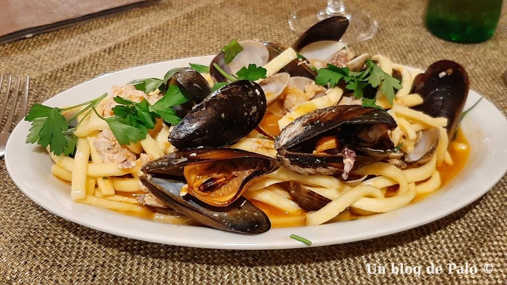Gastronomía en Nápoles