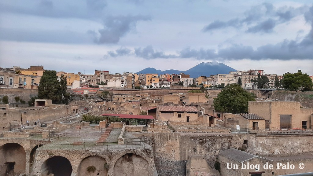 Visitar Herculano en Italia