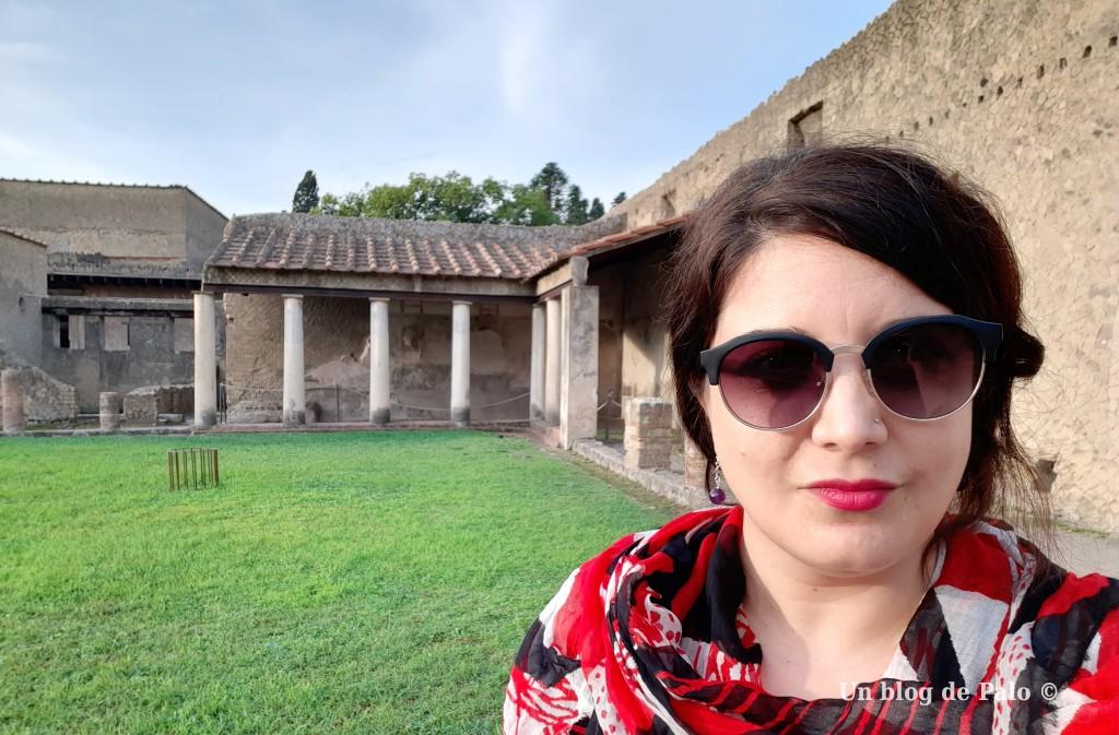 Termas en Herculano