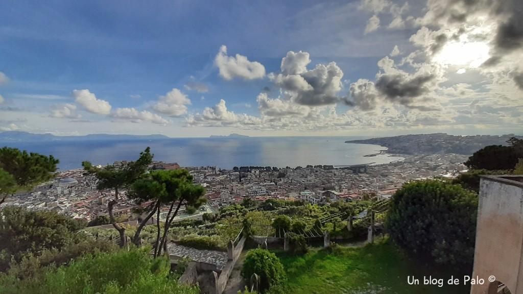 Visitar el Vomero Nápoles