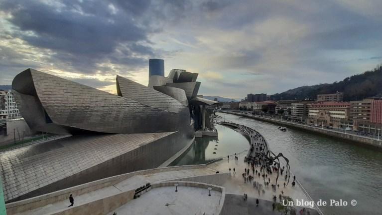 Visitar el Museo Guggenheim en Bilbao