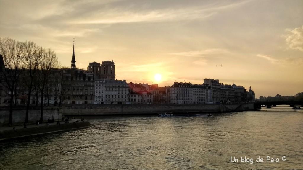 Alojarse en París