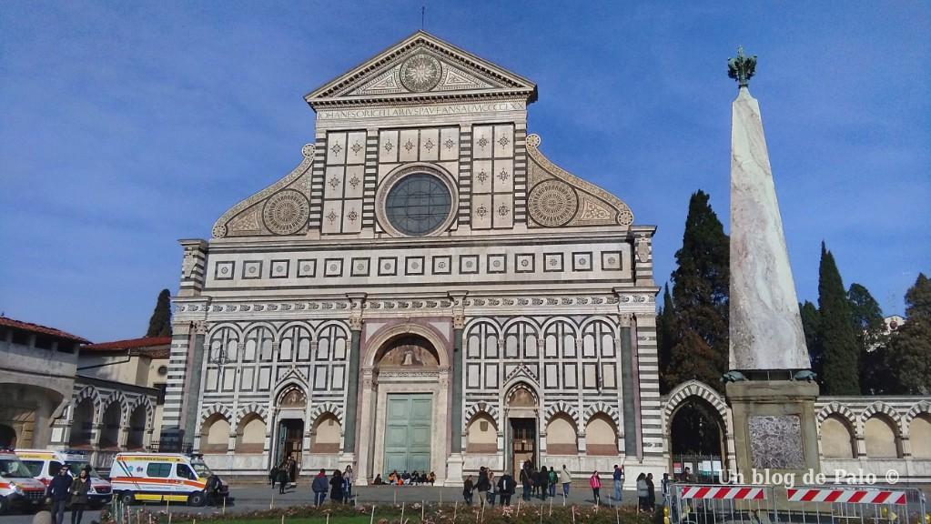 Santa María Novella en Florencia