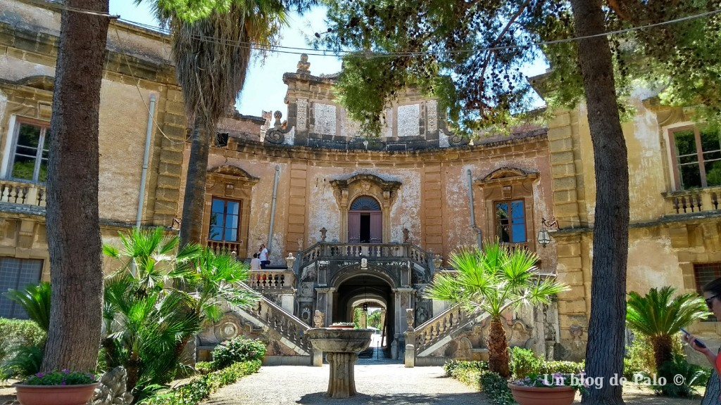 Villa Palagonia en Bagheria (Palermo)