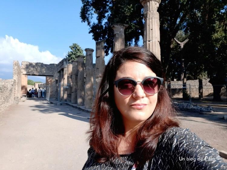 Palo en Pompeya