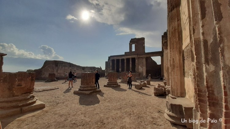 La basílica de Pompeya
