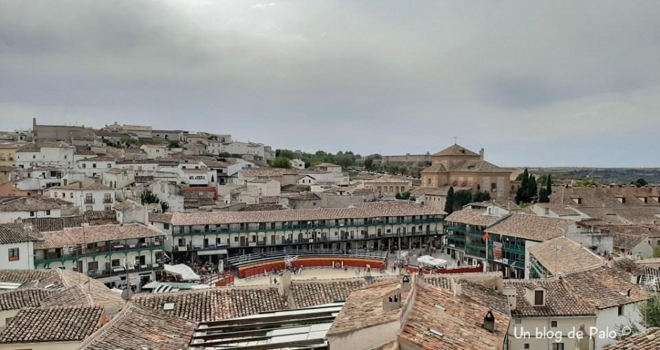 Que ver en Chinchón pueblos más bonitos de Madrid