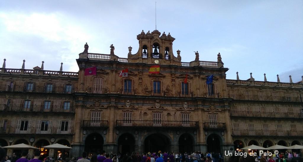 Vistas Plaza Mayor de Salamanca