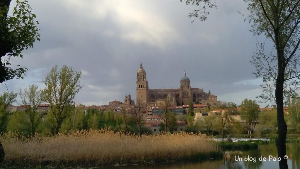 Vistas desde la iglesia del Arrabal