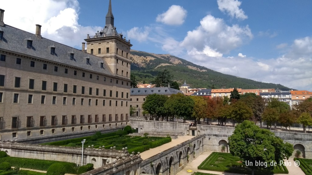 Jardines de Lorenzo del Escorial