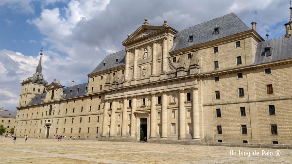 Un día en el Monasterio de San Lorenzo del Escorial