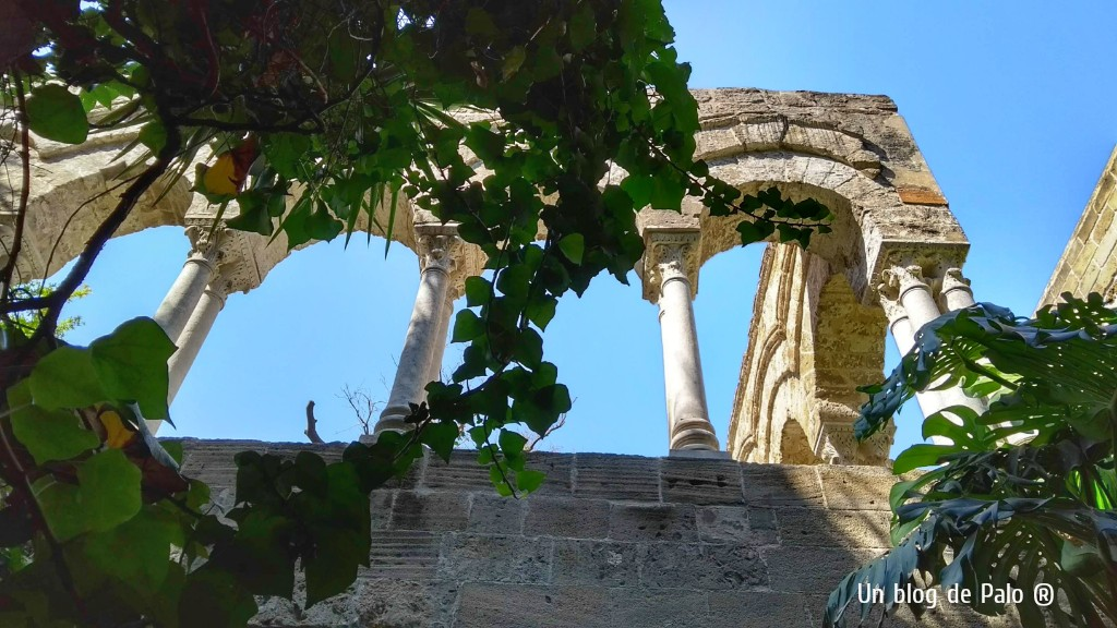 Jardín y claustro de San Giovanni degli Eremiti