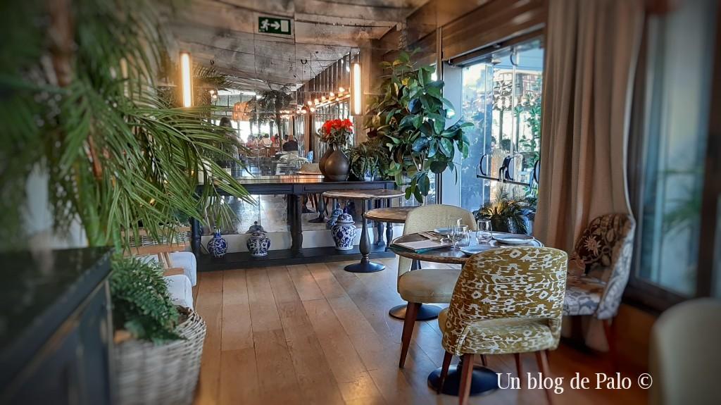 Restaurantes del grupo Larrumba en Madrid