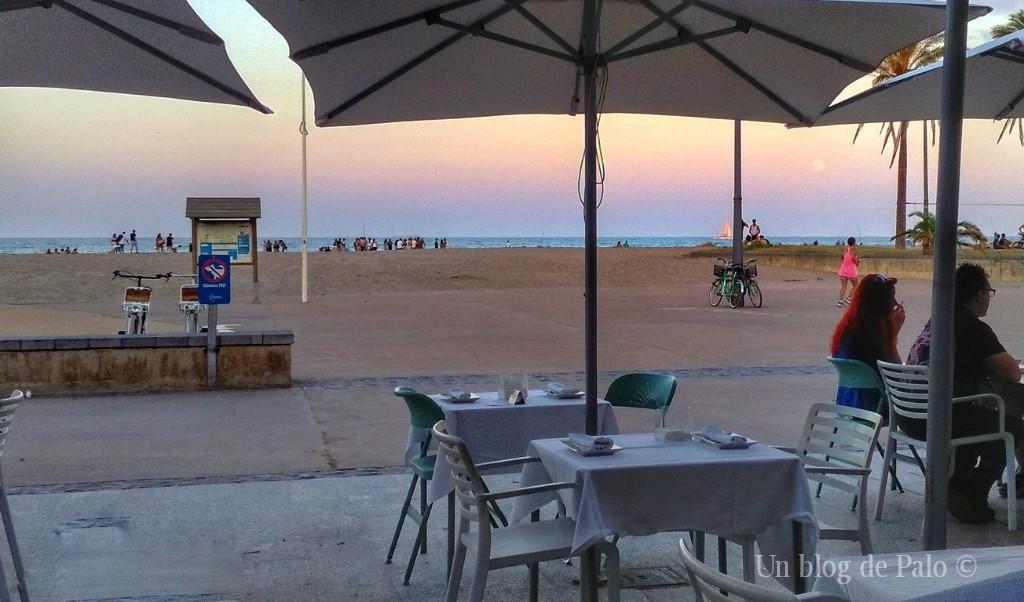 Restaurantes con vistas en Valencia