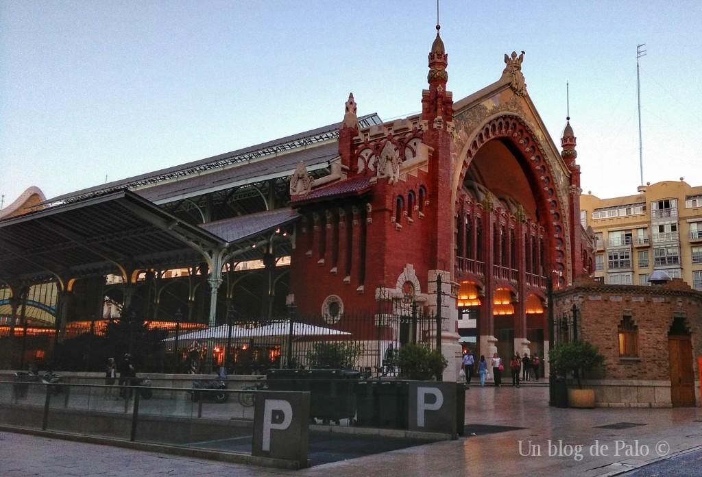 Mercado de Colón en valencia