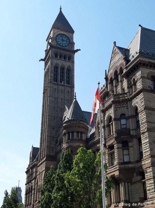 Old City Hall de Toronto