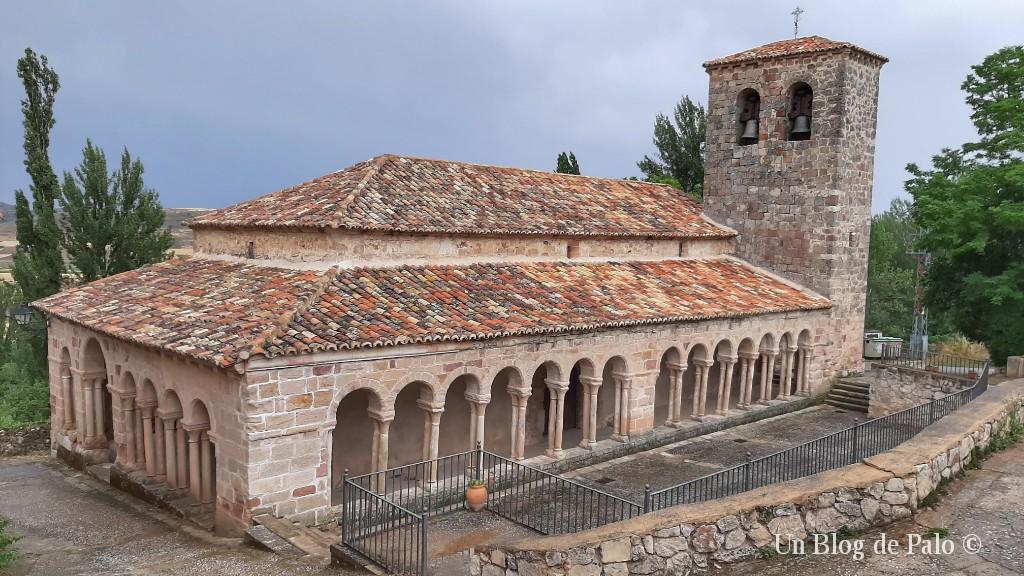 Iglesia de Carabias en Guadalajara