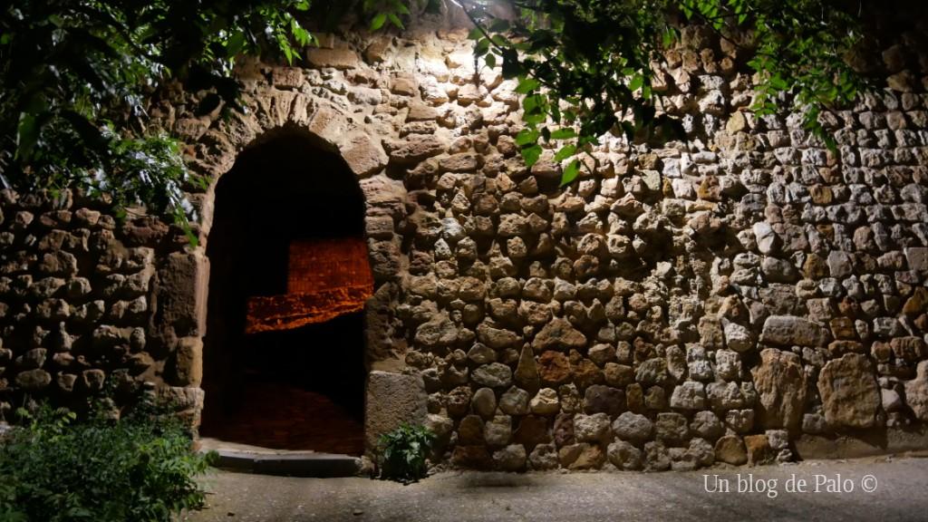 Uno de los accesos de la muralla de Atienza