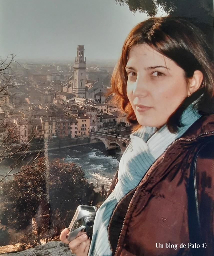Paloma en Verona