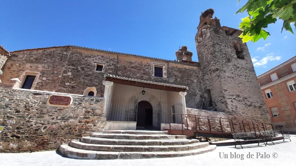 Iglesia de Santiago en Alba de Tormes