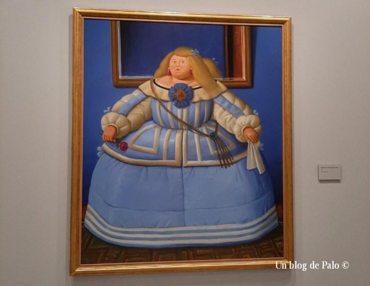 La Infanta de Botero