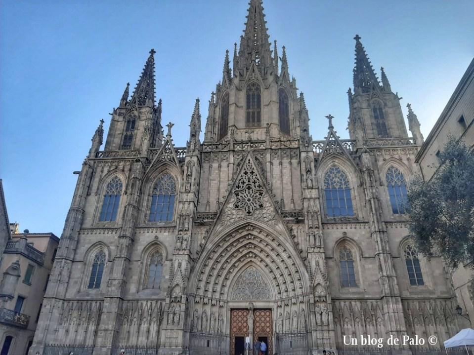 Qué ver en Barcelona La Catedral