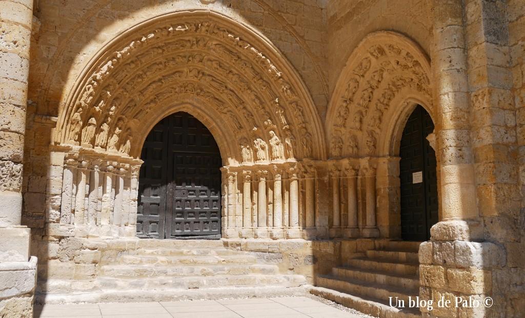 Románico en Palencia Villalcázar de Sirga