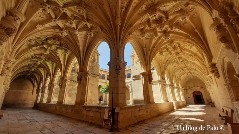 Claustro renacentista de San Zoilo