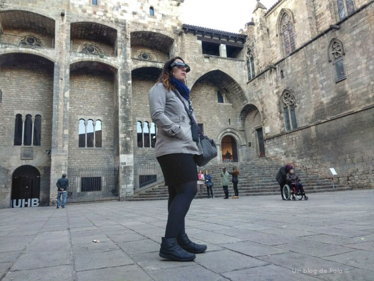 Realidad virtual en Barcelona