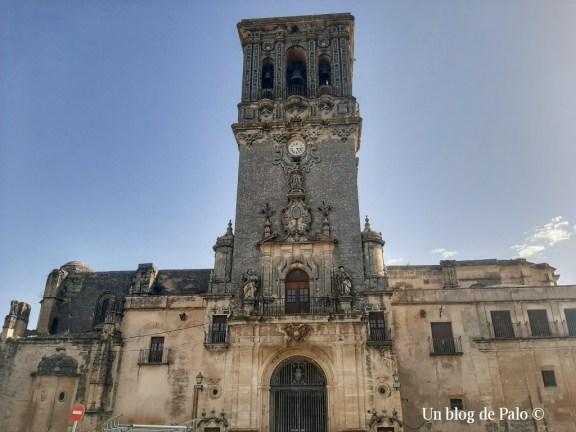 Basílica de Arcos de la Frontera