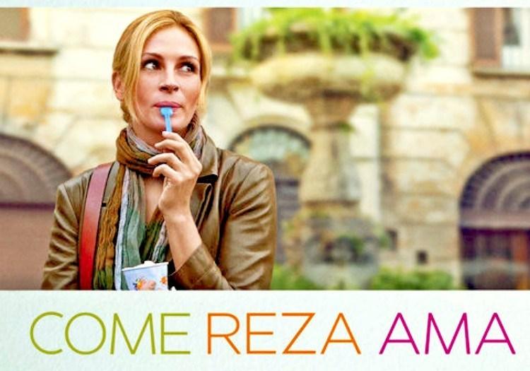 Come, reza, ama la esencia de italia a través del cine