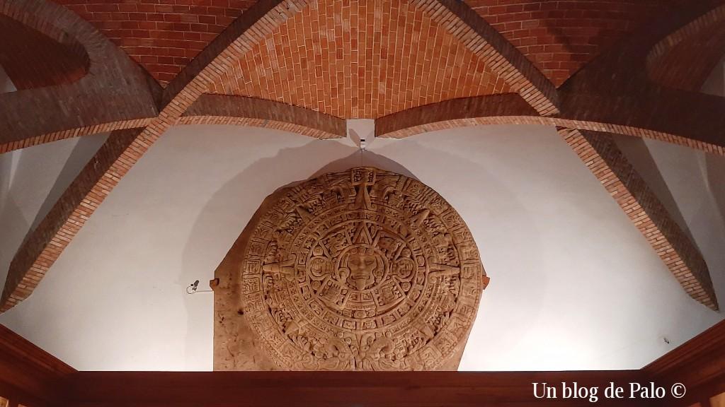Calendario maya del Museo de América