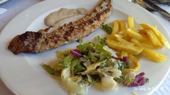 Restaurante El Encuentro en La Alberca