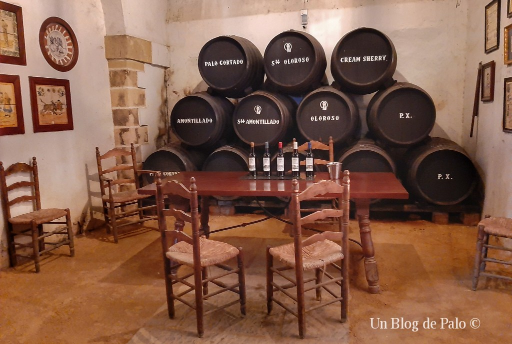 Visitar una bodega en Jerez: Bodegas Tradición