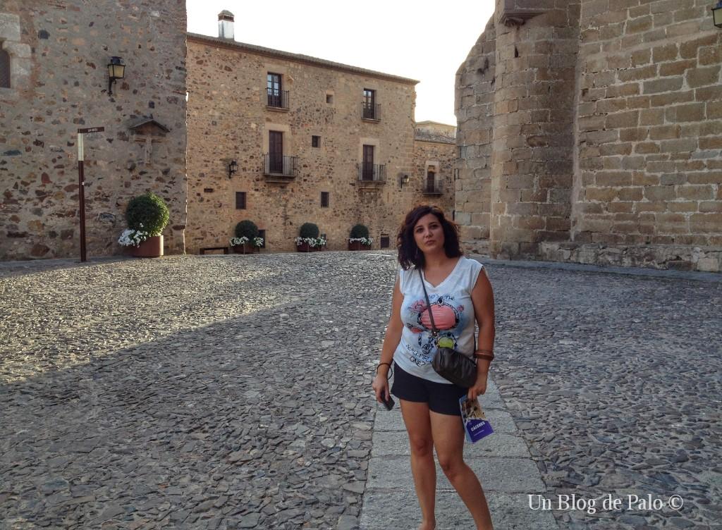 De paseo por Cáceres