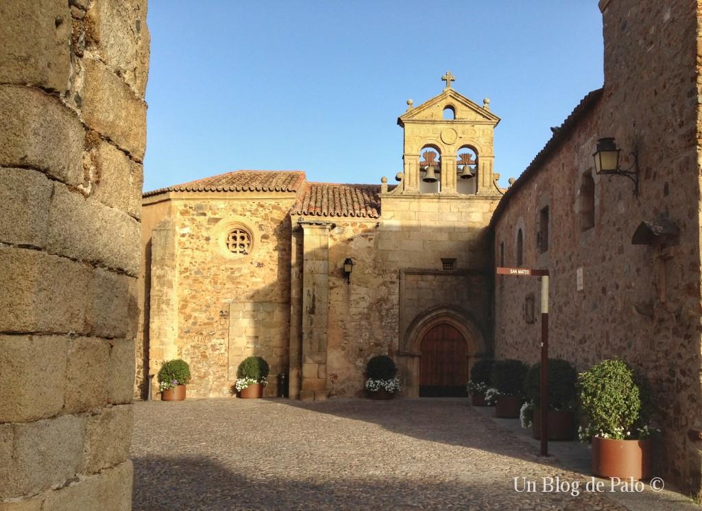 Plaza de las Veletas (Museo de Cáceres)
