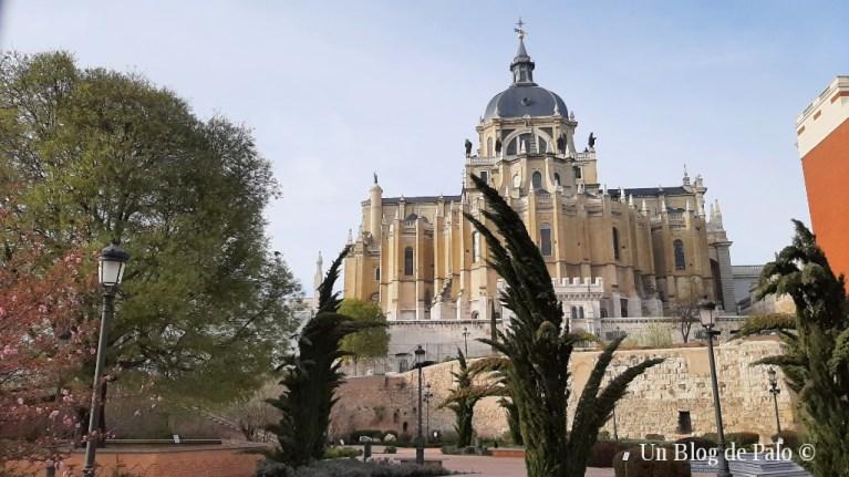 Madrid medieval muralla musulmana