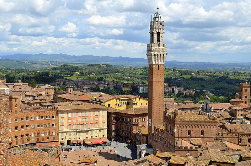 Vistas de Siena