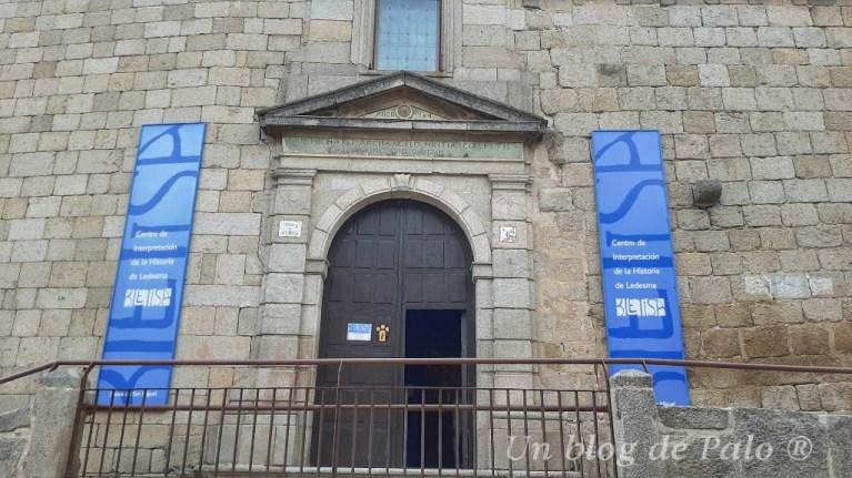Iglesia de San Miguel y Centro de Interpretación