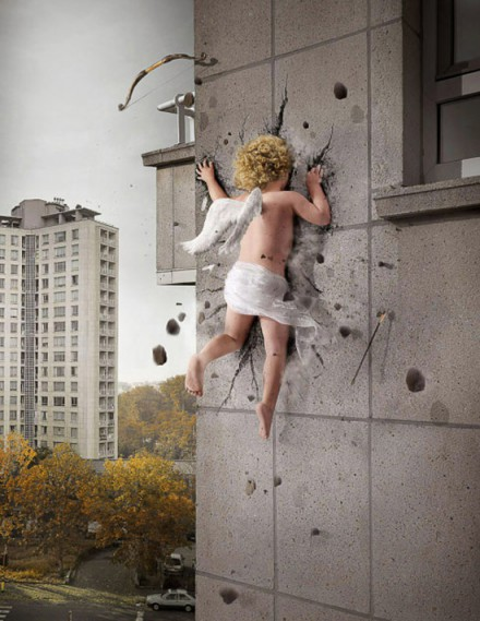 Angel - Frank Uyttenhove