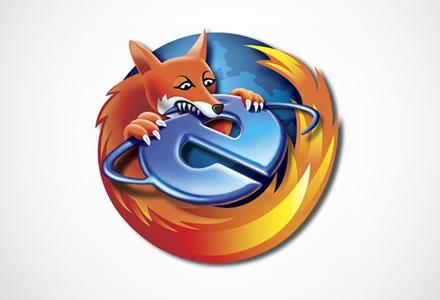 Firefox eat IE