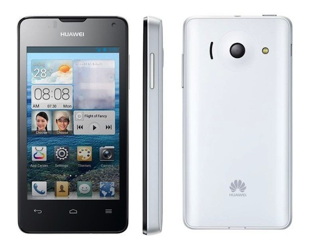 Meet the Huawei Ascend Y300