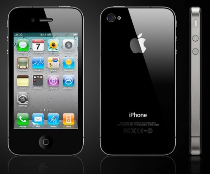 iPhone 4 from Smart is now free under Plan 800!