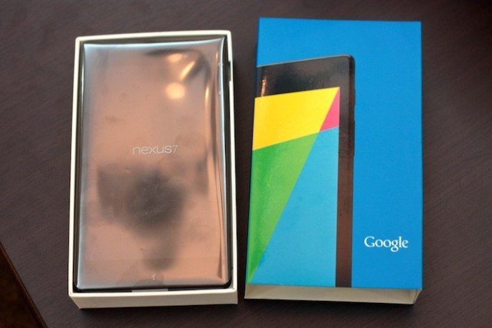 2013 Google Nexus 7 is officially unboxed in the Philippines!