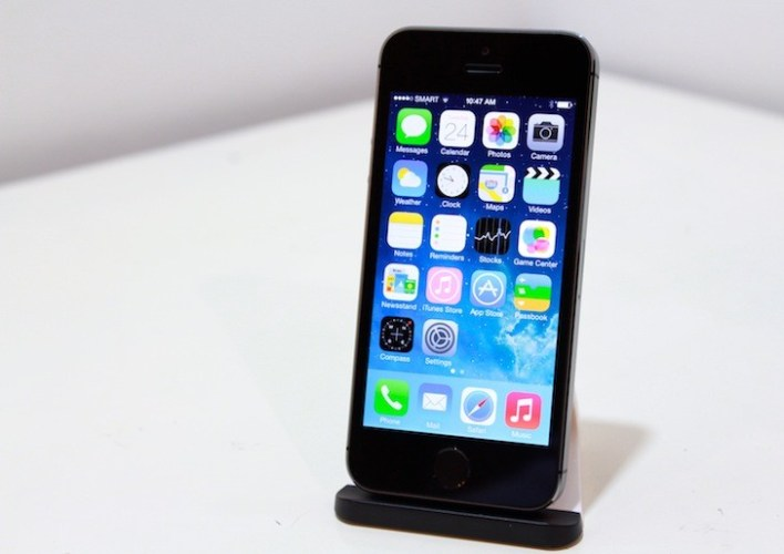 It's here! The Smart iPhone 5S!